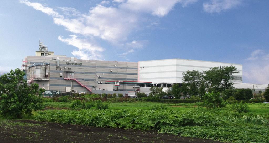 Takasaki City Ashikado Plant