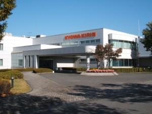 Takasaki Plant of Kyowa Hakko Kirin Co., Ltd.